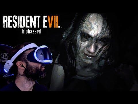 RESIDENT EVIL 7 EN RV... BRUTAL!! | Gameplay Español