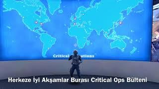 Critical Ops Haber Bülteni   Kısa Film