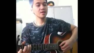 Bằng lăng tím- guitar cover by Quan acoustic