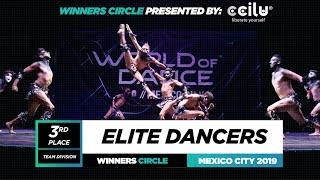 Elite Dancer | 3rd Place Team | Winners Circle | World of Dance Mexico City 2019 | #WODMX19