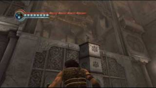 prince of persia the forgotten sands door opening problem