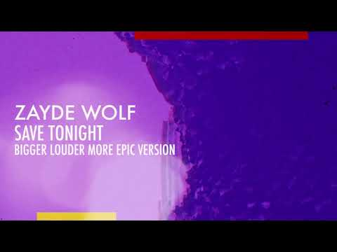 ZAYDE WOLF - SAVE TONIGHT - KRYPTON - SYFY SUPERMAN TRAILER
