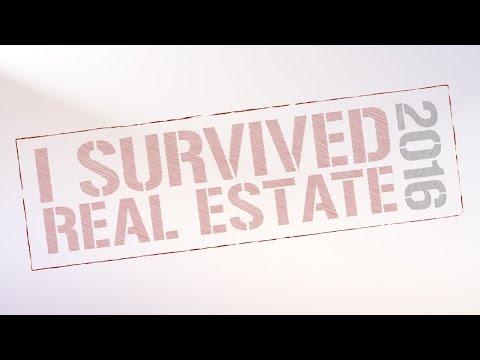 I Survived Real Estate 2016 Part 1