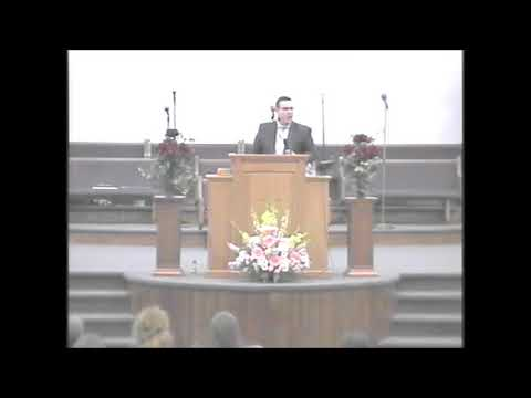 """Rev. Casey Miller - 03252018 - Sunday Morning - """"THE CHALLENGE OF FAITH"""""""