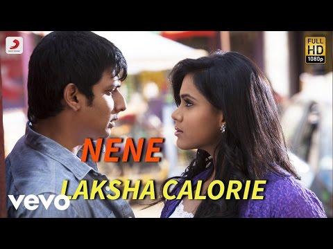 Nene - Laksha Calorie Lyric | Harris Jayaraj | Jiiva