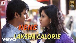 Download lagu Nene - Laksha Calorie Lyric | Harris Jayaraj | Jiiva