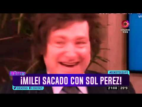 Javier Milei y su cosplay en Bendita Tv - 18 de Febrero de 2019