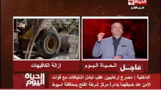فيديو| أمين يهاجم الحكومة: «إحنا دولة قانون بتاع رقصات»