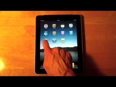 Apple iPad WiFi + 3G: Unboxing & Activation