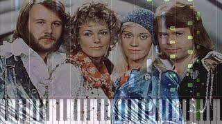 ABBA - Happy New Year Piano Cover [Synthesia Piano Tutorial]