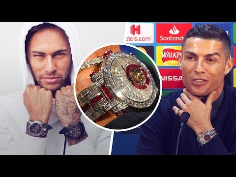 Which Football Player Has The Most Expensive Watch? - Oh My Goal