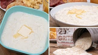 How To Make Creamy Southern Grits (Stone-Ground)