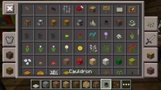 Cara Mewarnai Baju kulit(leather) Minecraft Pe