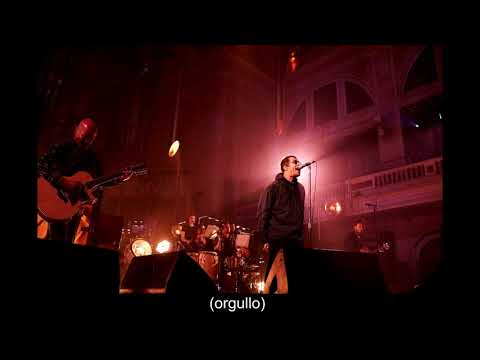 CAST NO SHADOW - LIAM GALLAGHER MTV UNPLUGGED SUBTITULADO mp3