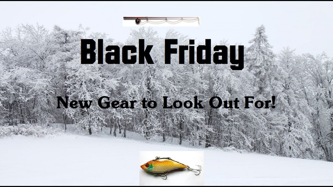 top 10 black friday fishing deals youtube
