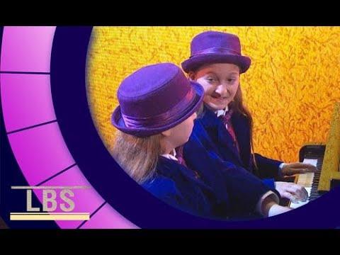 Meet Hilarious and Talented Twin Pianists Elias & Zion | Little Big Shots Aus Season 2  Episode 7
