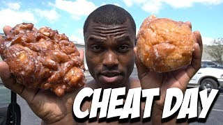 Eating Whatever I Want (while cutting) - Cheat Day