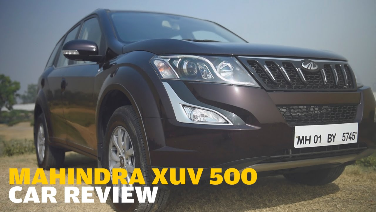 Car review mahindra xuv 500 gets an extra large boost youtube