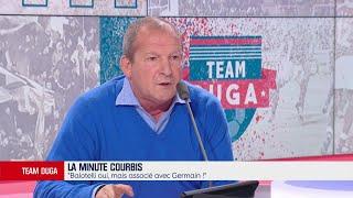 Quand Coach Courbis chambre ses copains supporters de Marseille suite à l'accord avec Balotelli