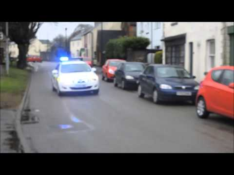 Leicestershire Police Service | Beat Car Vauxhall Astra Estate responding