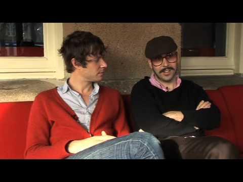 OK Go interview - Damian Kulash and Tim Nordwind (part 3)