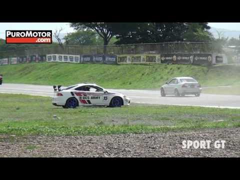 2do INTERCLUBES 2016 SPORT GT V8