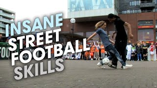 Jeand Doest - Easy Man Street Football Skills part 2