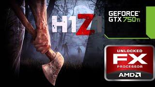 H1Z1/ MAX Settings - GTX 750TI + FX 6300 8GB RAM