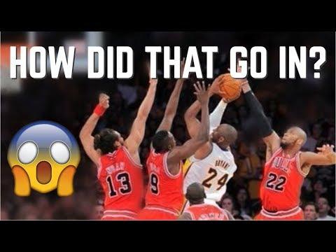 NBA Most Difficult Shots of All Time á´´á´°