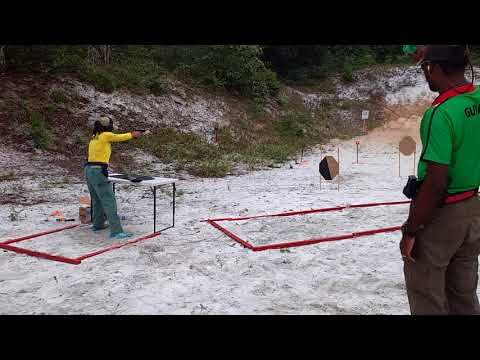 Guyana Sport Shooting Federation Multi-Gun Match