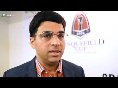 2016 Sinquefield Cup: Viswanathan Anand after round 2