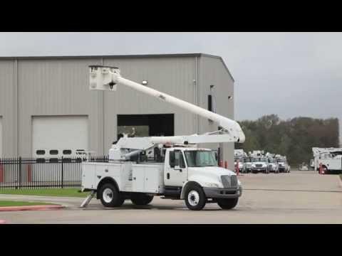 Altec AA600 Bucket Truck - 15628 - YouTube