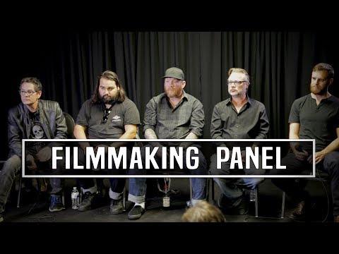 What's It Like To Be A Filmmaker In 2018? [FILMMAKING PANEL]