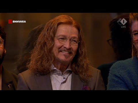 Ted Neeley in Dutch TV program