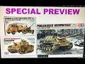 Tamiya Special Preview and more new Brummbar and 1/16 Jagdpanther