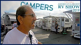 Hershey RV Show 2019: Lance Campers