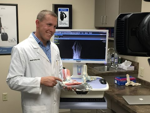 Foot and Ankle Pain Treatment Quad Cities