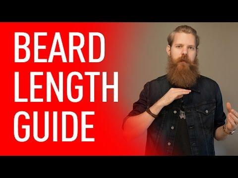 How Long Should You Grow Your Beard? | Eric Bandholz