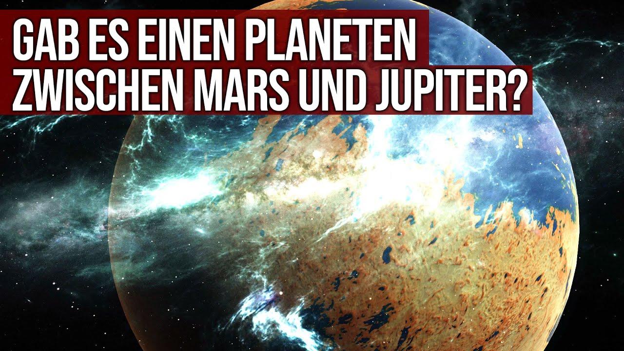 Gab es einen Planeten zwischen Mars und Jupiter?