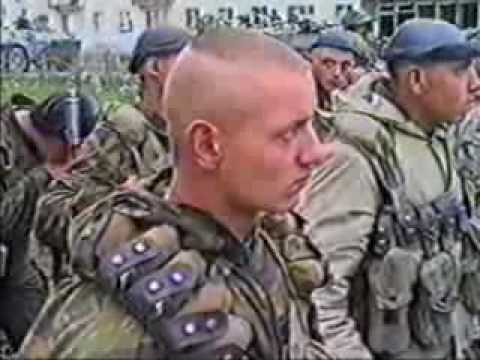 Чеченская война - Стихи о Чеченской войне