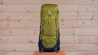 Deuter Aircontact Lite 40 + 10 Internal Frame Backpack