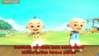 colek colek sambalado feat upin ipin