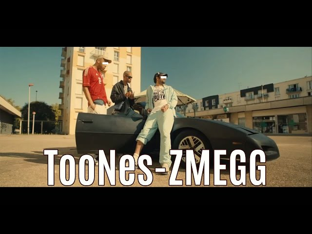 TooNes - ZMEGG - ??????  (Lyrics Video)