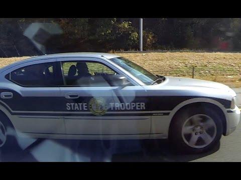 "North Carolina State Highway Patrol unit ""SHP 943"" Speeding Cops"