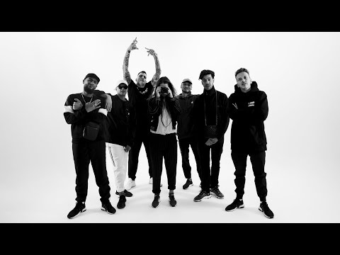 KitschKrieg feat. Trettmann, Gringo, Ufo361 & Gzuz - Standard (Official Video)