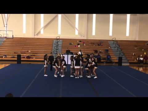 Boston Public Schools City Championship - Cheerleading
