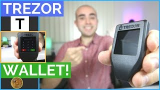 Trezor T Wallet Review - Best Hardware Wallet For Cryptocurrency?