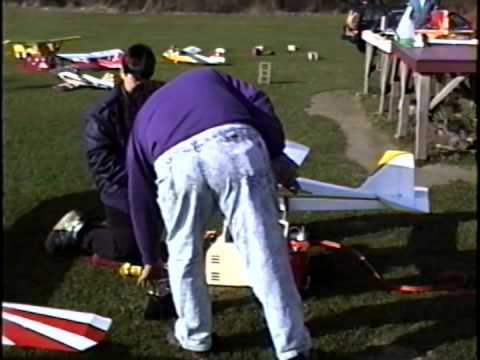 Rc Flying Portsmouth RI 1990 Andrews Aeromaster