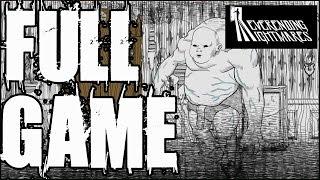 The Whole Nightmare - Neverending Nightmares Full Game Walkthrough