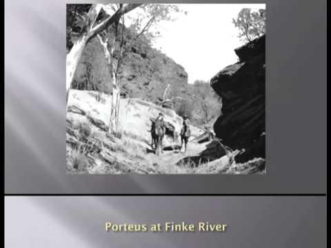 Hermannsburg, 1929: Turning Aboriginal 'Primitives' into Modern Psychological Subjects.